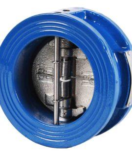 Обратный клапан двухдисковый